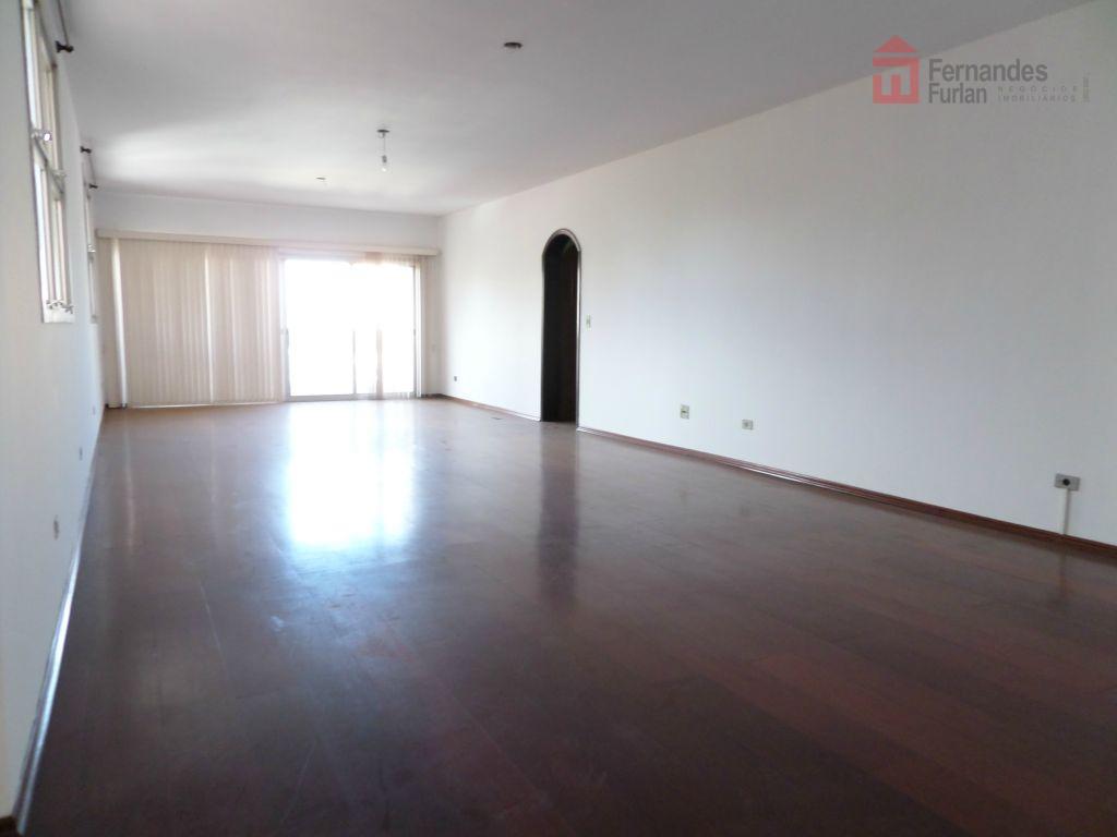 Apartamento  residencial para venda ou locação, Centro, Piracicaba.