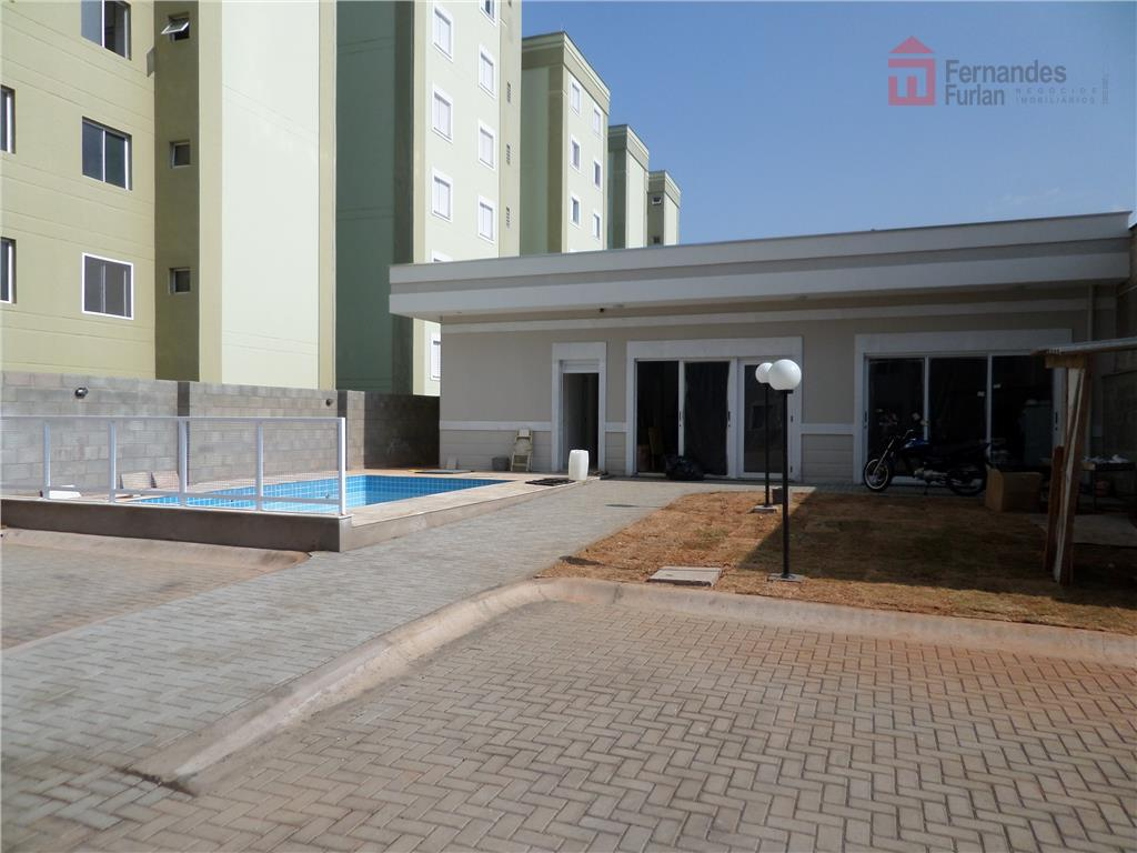 2 dorm, wc social, sala, coz e 1 vg, portaria 24horas, área de lazer contendo: piscina,...
