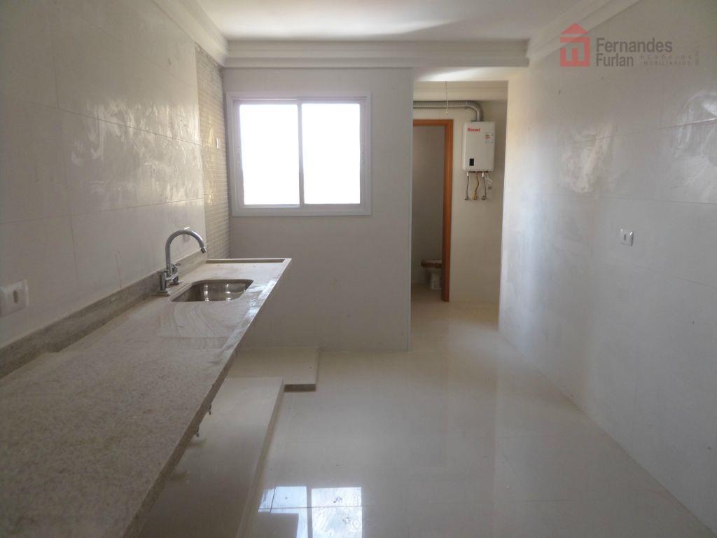 Apartamento residencial à venda, Vila Independência, Piracicaba.