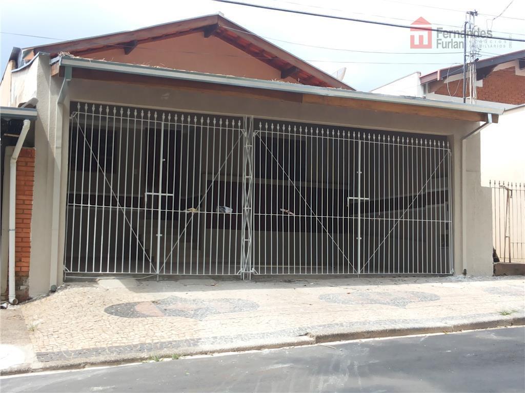 Casa residencial para venda e locação, Jardim Brasília, Piracicaba - CA0129.