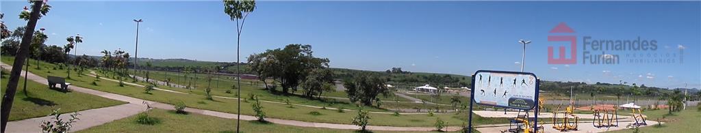terreno em condomínio fechado de alto padrão no distrito de ártemis, plano, em lugar alto, excelente...