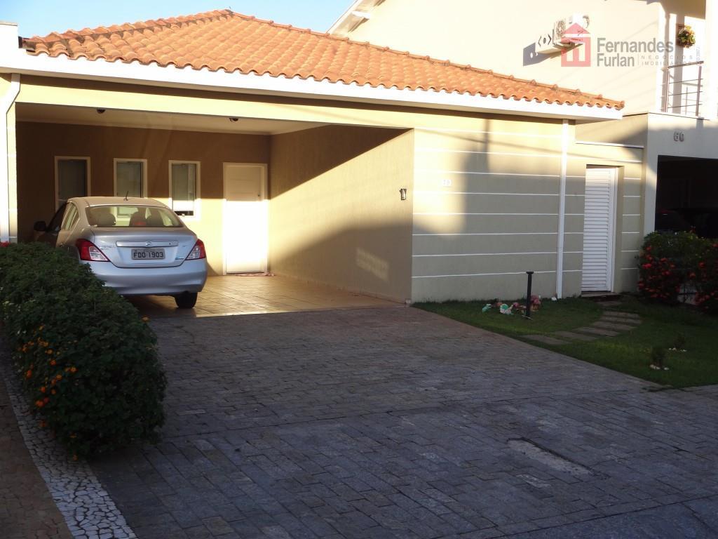 Imóvel em Piracicaba Casa à venda no condomínio Terras