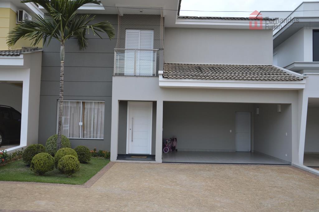 Casa residencial à venda, Nova Pompéia, Piracicaba - CA0279.