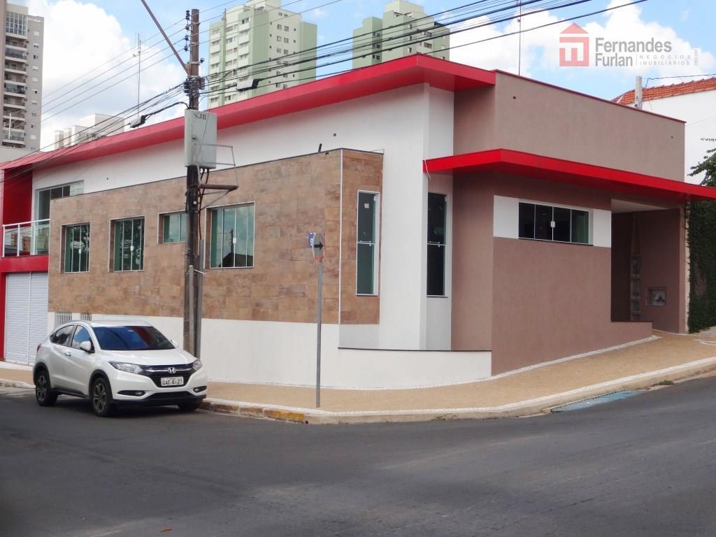 Imóvel em Piracicaba Casa comercial para venda e locação, Bairro Alto