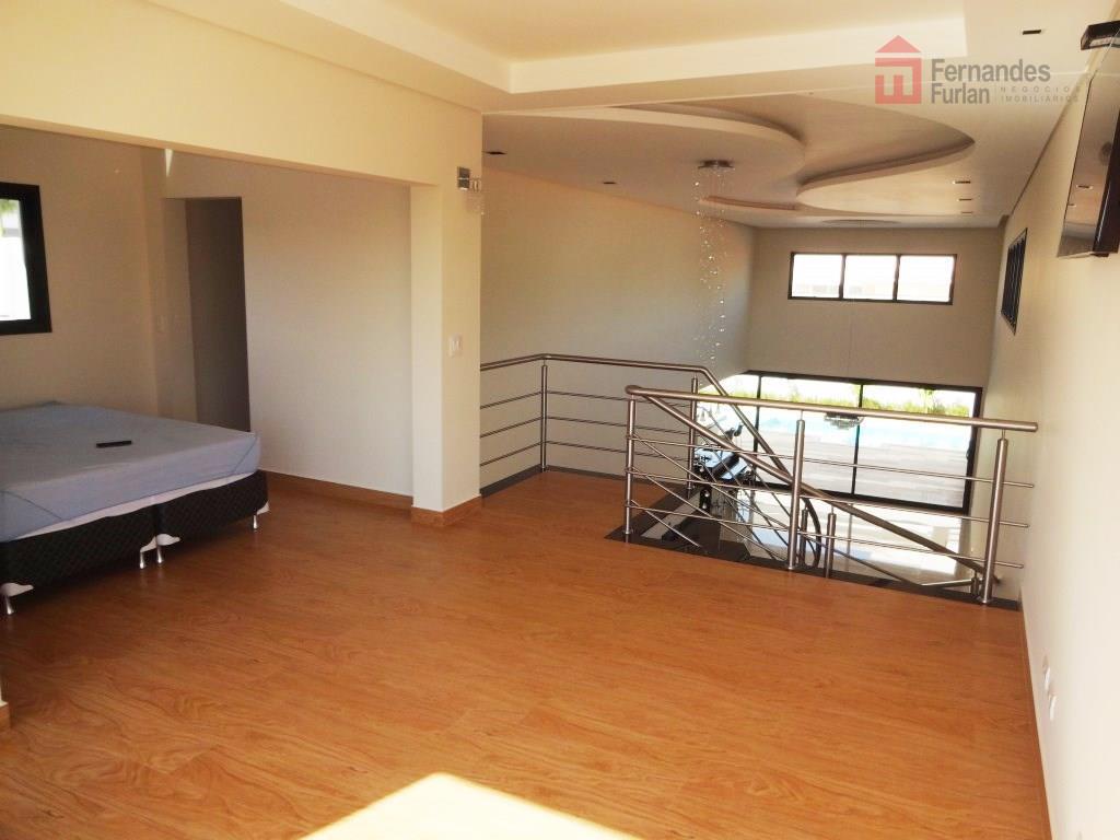 casa de alto padrão em condomínio reserva do engenho toda em tijolinho com porcelanato, mármore travertino,...