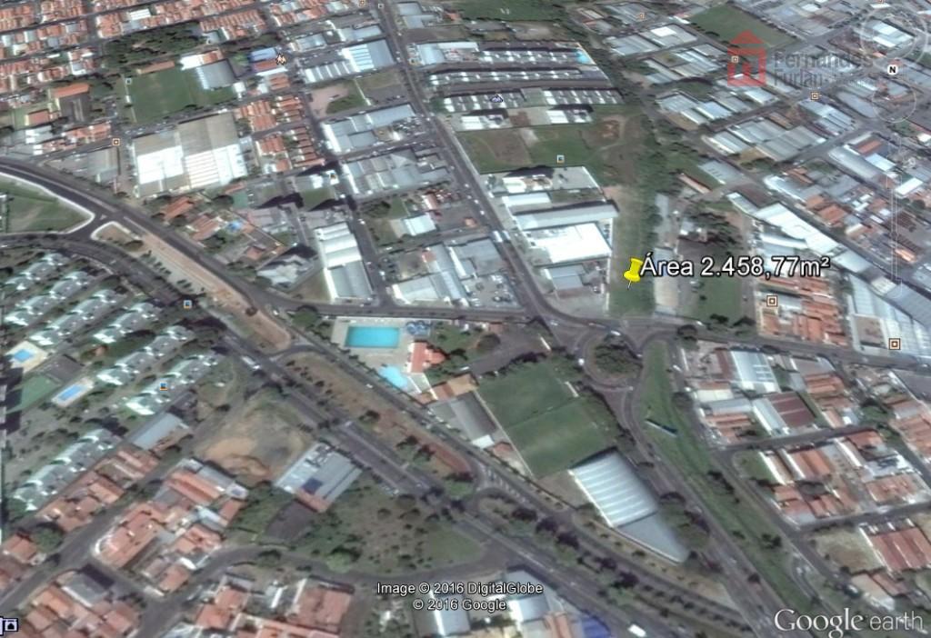 Imóvel em Piracicaba, Área em corredor comercial  a venda, Jardim Caxambu