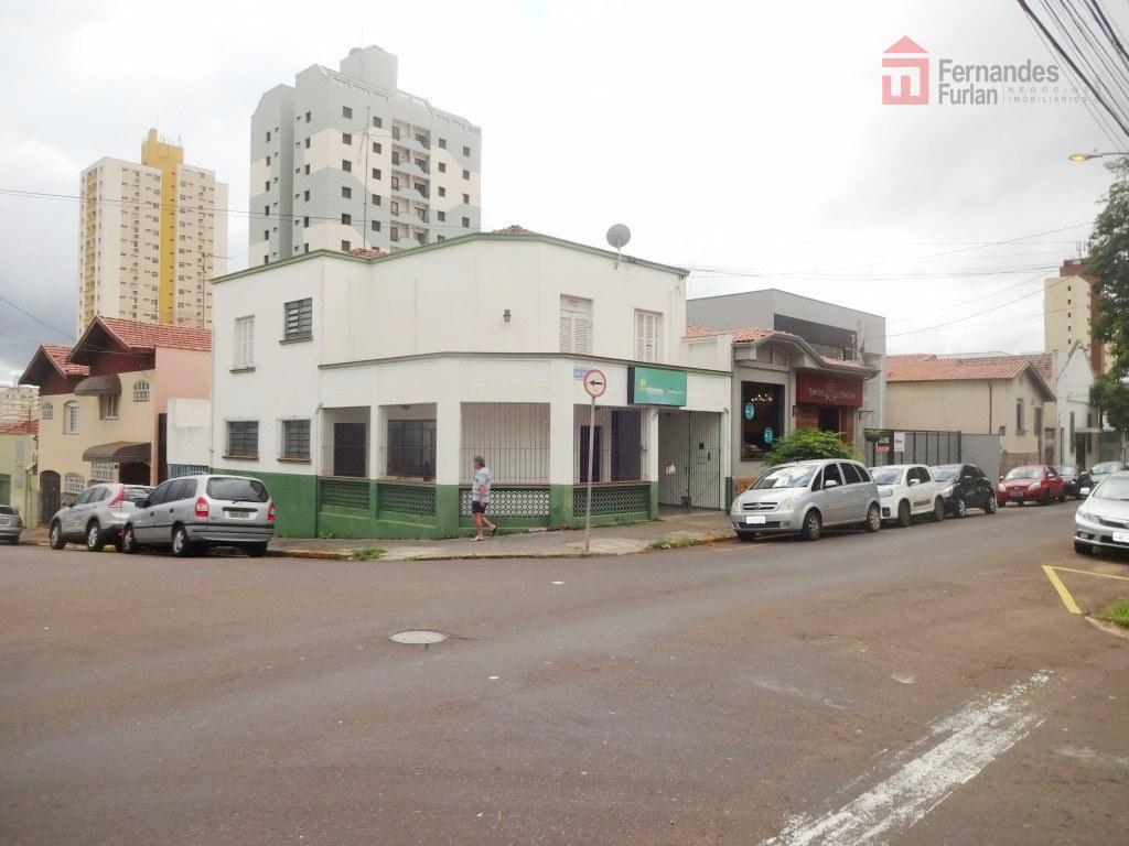 Imóvel em Piracicaba Casa Comercial para locação, Bairro Alto