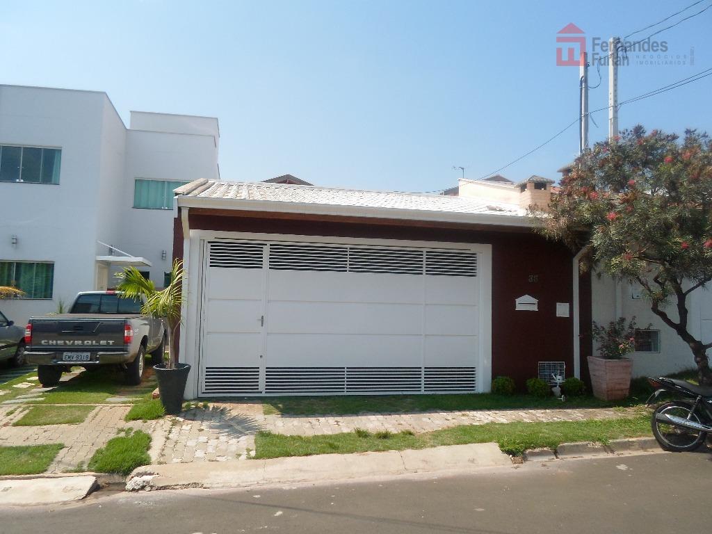 casa a venda em condomínio fechado, bairro água branca II