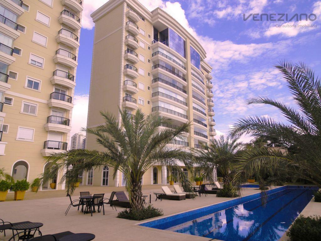 Apartamento residencial à venda, Chácara Nazaré, Piracicaba.