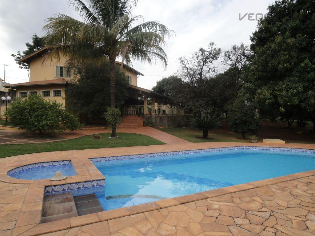 Chácara residencial à venda, Santa Terezinha, Piracicaba.