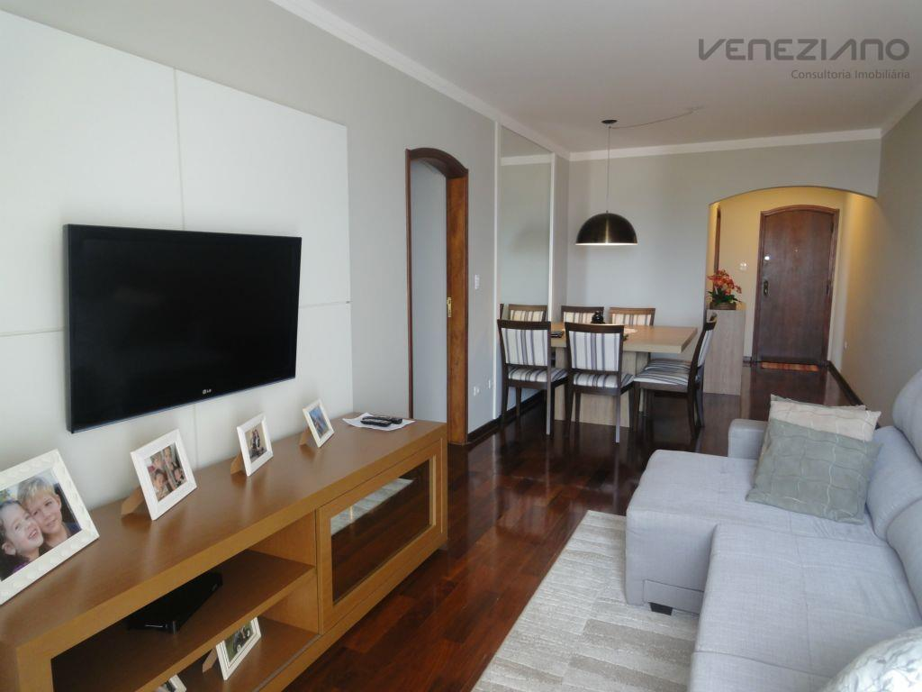 Apartamento residencial à venda, Nova América, Piracicaba.
