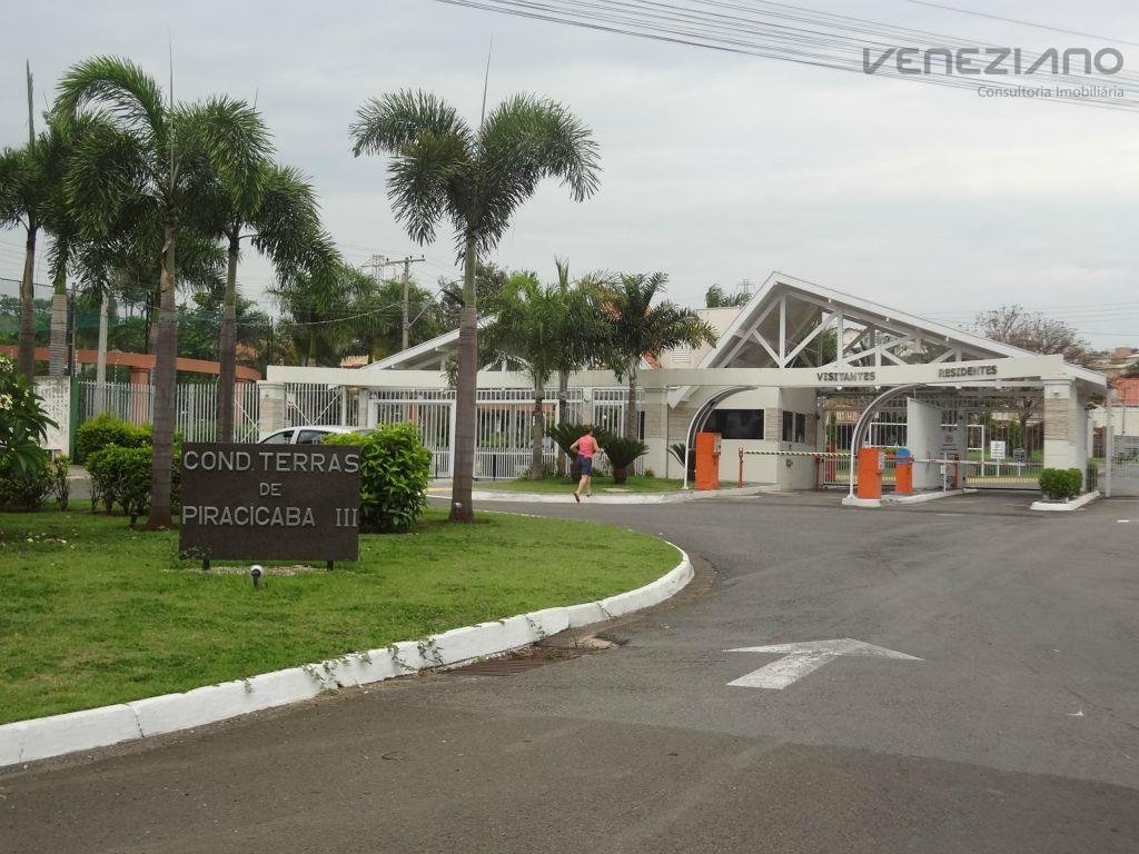 Terras de Piracicaba III - Terreno residencial à venda   - Piracicaba - TE0140