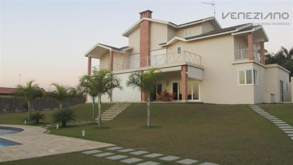Casa residencial à venda, Jardim Irapuã, Piracicaba.