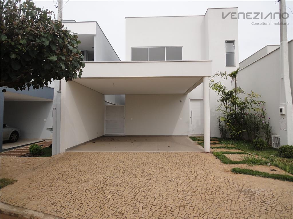 Casa residencial à venda, Loteamento São Francisco, Piracicaba.