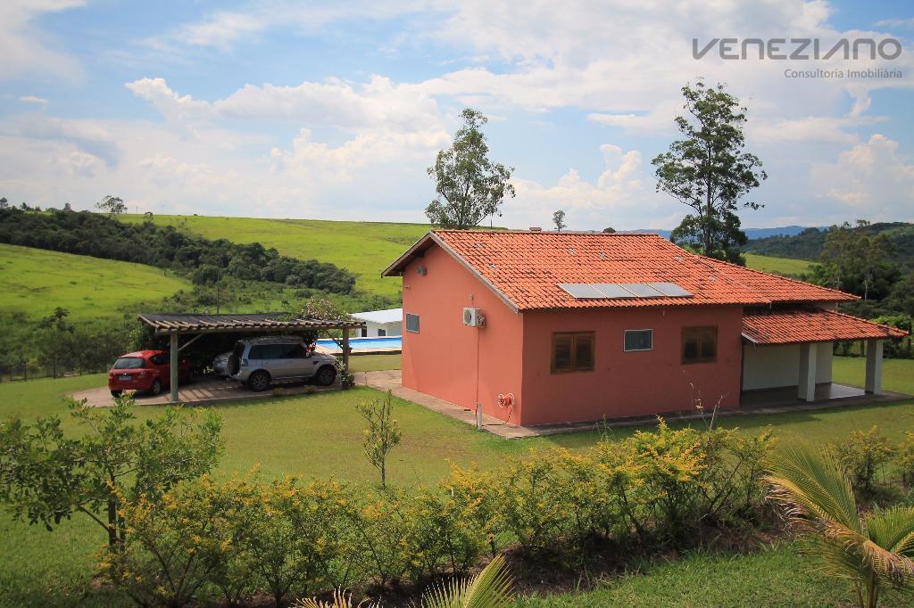 Chácara residencial à venda, Jardim Irapuã, Piracicaba.