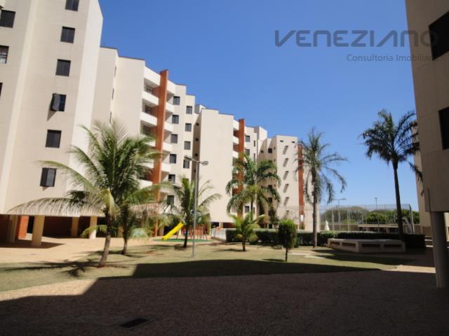 Apartamento residencial à venda, Vila Rezende, Piracicaba.