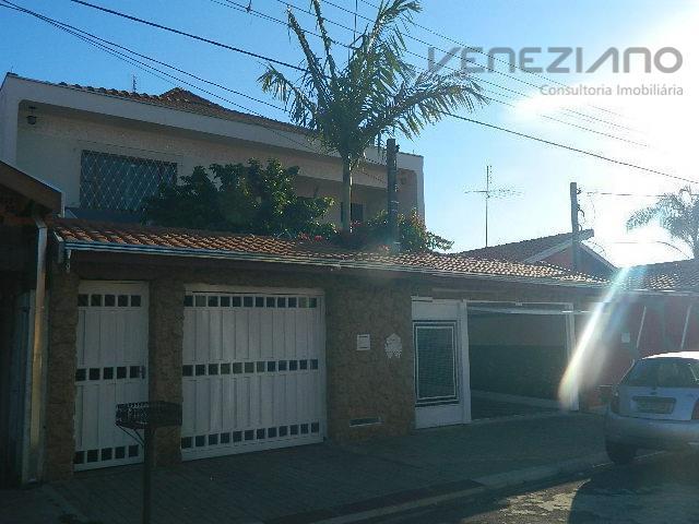 Casa residencial à venda, Pompéia, Piracicaba.