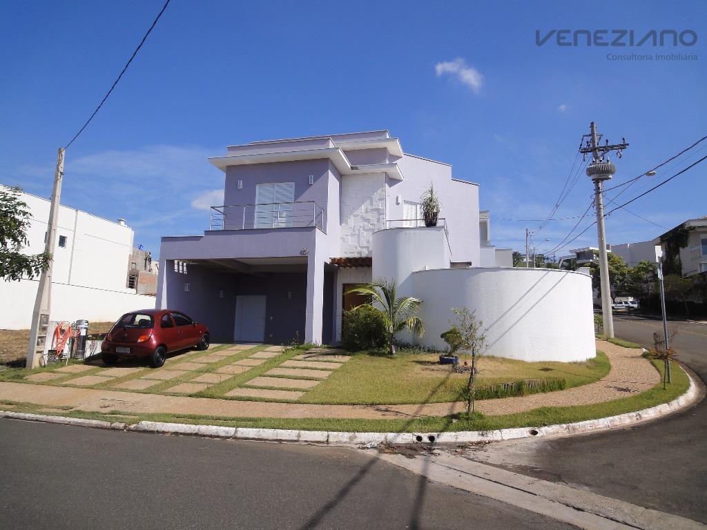 Casa residencial à venda, Loteamento Residencial Reserva Do Engenho, Piracicaba.