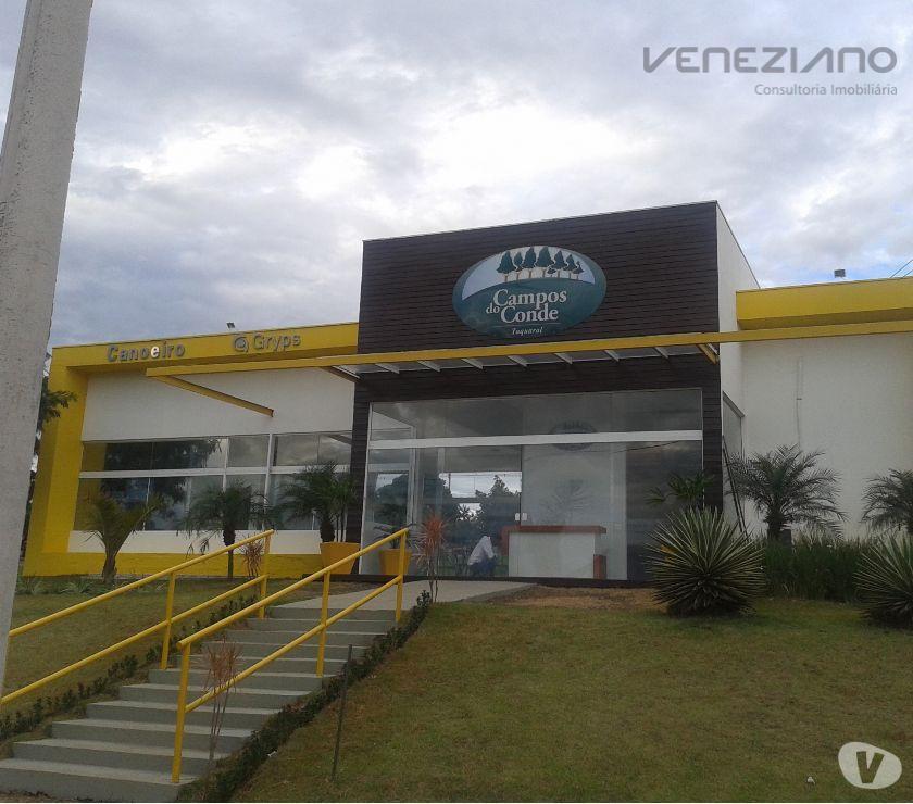 Terreno residencial à venda no loteamento Campos do Conde Taquaral, Piracicaba.