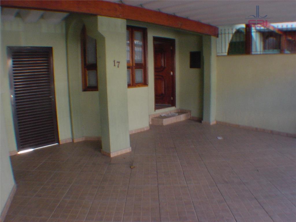 Casa residencial à venda, Santana, São Paulo - CA0023.