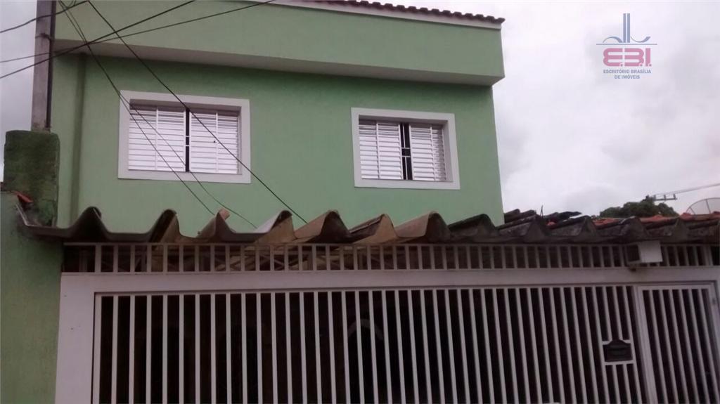 Sobrado residencial à venda, Parque Mandaqui, São Paulo - SO0122.