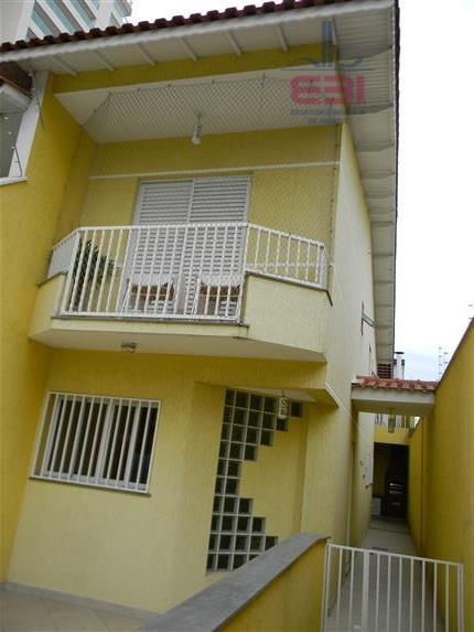 Sobrado residencial à venda, Santa Terezinha, São Paulo - SO0277.