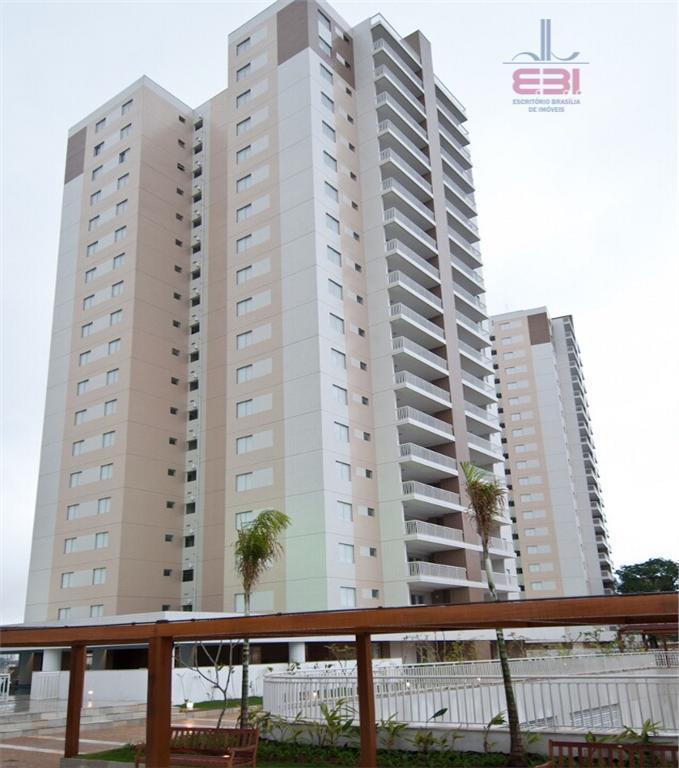 Apartamento residencial à venda, Lauzane Paulista, São Paulo - AP0773.