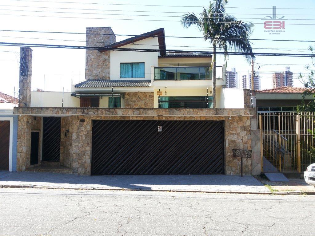 Sobrado residencial à venda, Jardim Franca, São Paulo - SO0331.
