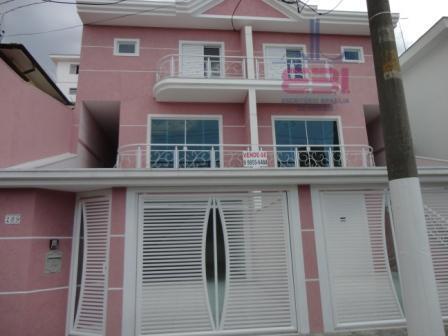 Sobrado residencial à venda, Água Fria, São Paulo - SO0333.
