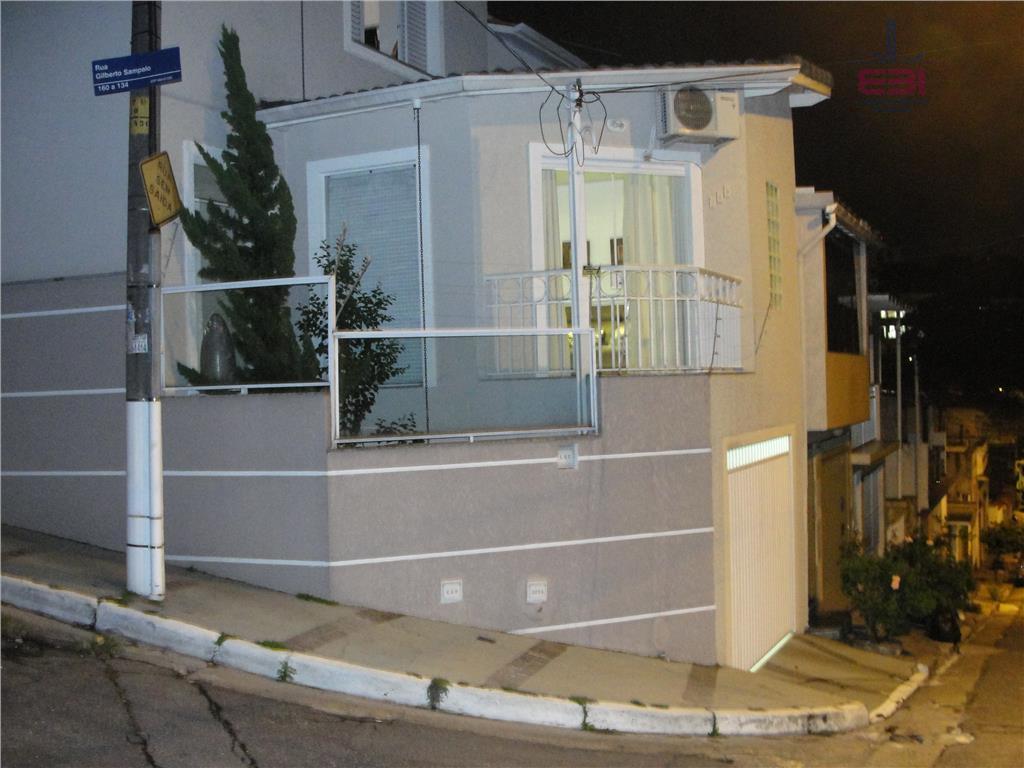 Sobrado  residencial à venda, Jardim São Paulo(Zona Norte), São Paulo.