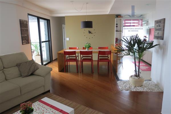 Apartamento residencial à venda, Santa Terezinha, São Paulo - AP1005.