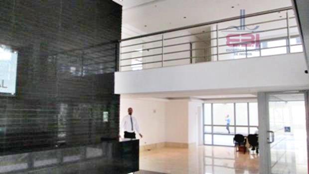 sala comercial com 50m², em prédio novo com infraestrutura completa!a apenas 300 metros do metrô.2 banheiros...