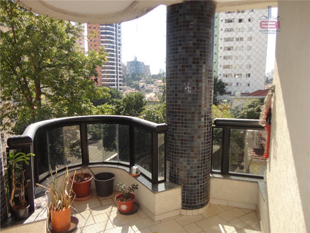 Apartamento residencial à venda, Santana, São Paulo - AP1264.