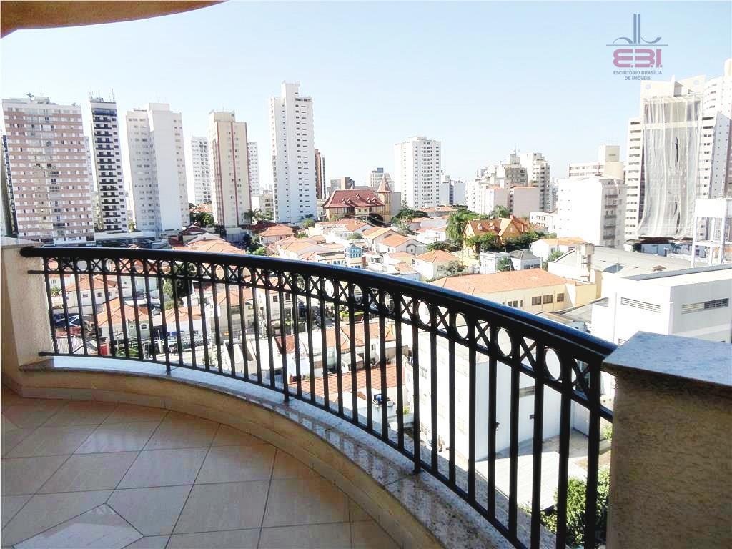 Apartamento residencial à venda, Santana, São Paulo - AP1265.