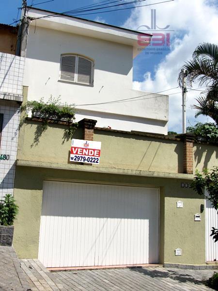 Sobrado residencial à venda, Tucuruvi, São Paulo - SO0475.