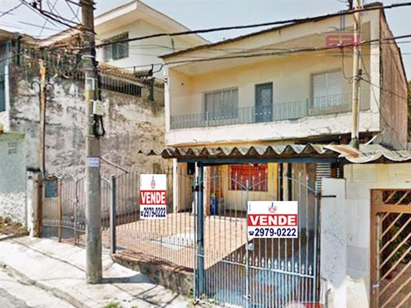 Sobrado residencial à venda, Parada Inglesa, São Paulo - SO0483.