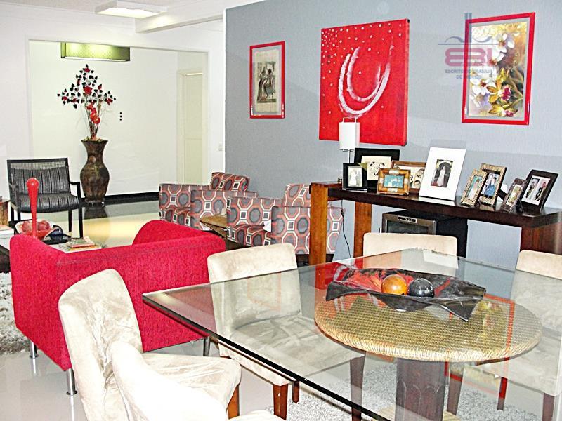 Sobrado residencial à venda, Tremembe, São Paulo - SO0490.