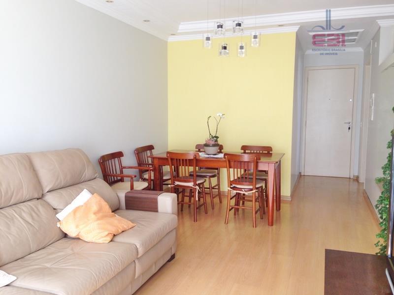 Apartamento residencial à venda, Parada Inglesa, São Paulo - AP1358.
