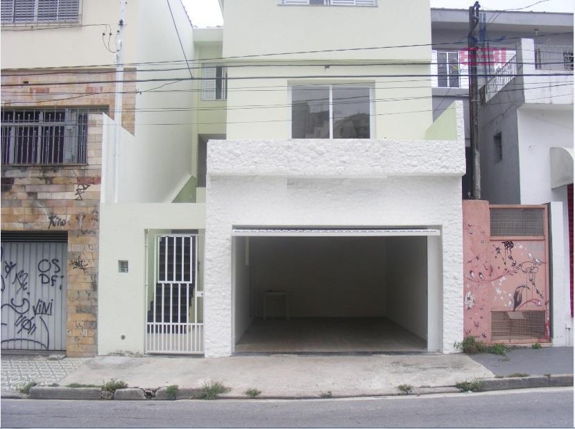 Sobrado residencial à venda, Lauzane Paulista, São Paulo - SO0507.