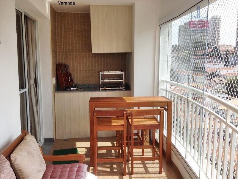 Apartamento residencial à venda, Santana, São Paulo - AP1483.