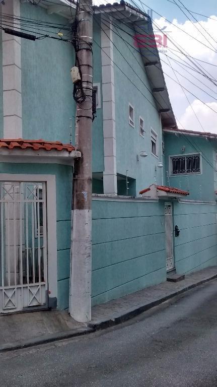Sobrado  residencial à venda, Água Fria, São Paulo.