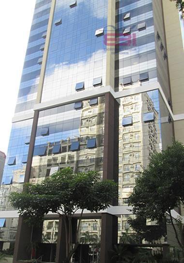 Sala comercial à venda, Santa Cecília, São Paulo - SA0113.