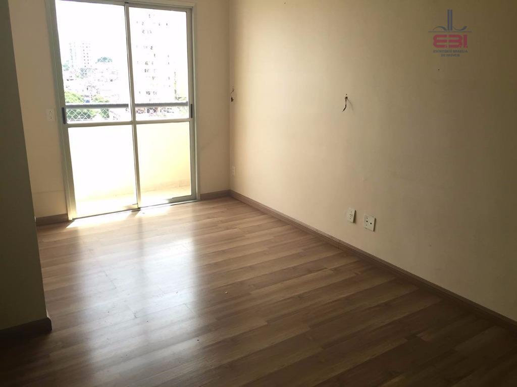 Apartamento residencial à venda, Imirim, São Paulo - AP1532.