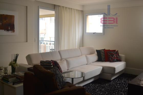 lindo apartamento, no melhor ponto de santana, próximo a tudo que você precisa.com 106m², 3 suítes...