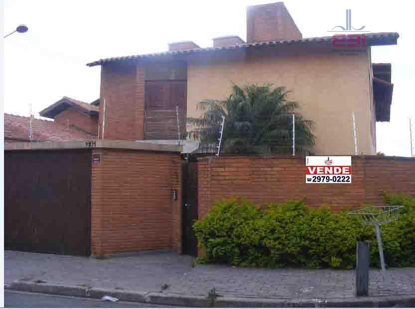 Sobrado residencial à venda, Jardim Virginia Bianca, São Paulo - SO0537.