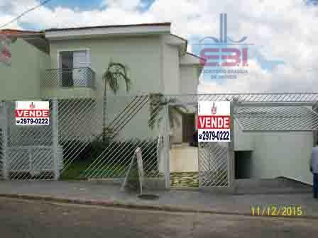 Sobrado residencial à venda, Vila Aurora, São Paulo.