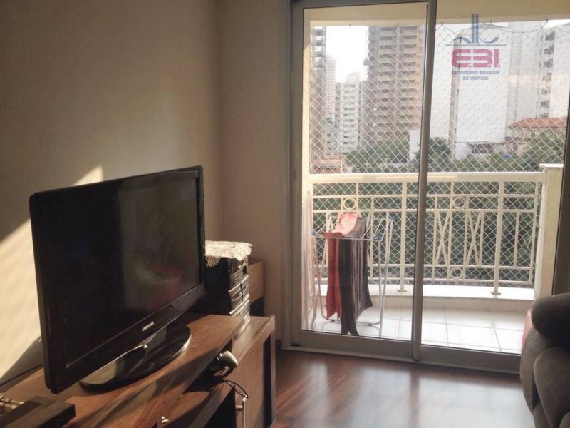 Apartamento residencial à venda, Santana, São Paulo - AP1598.