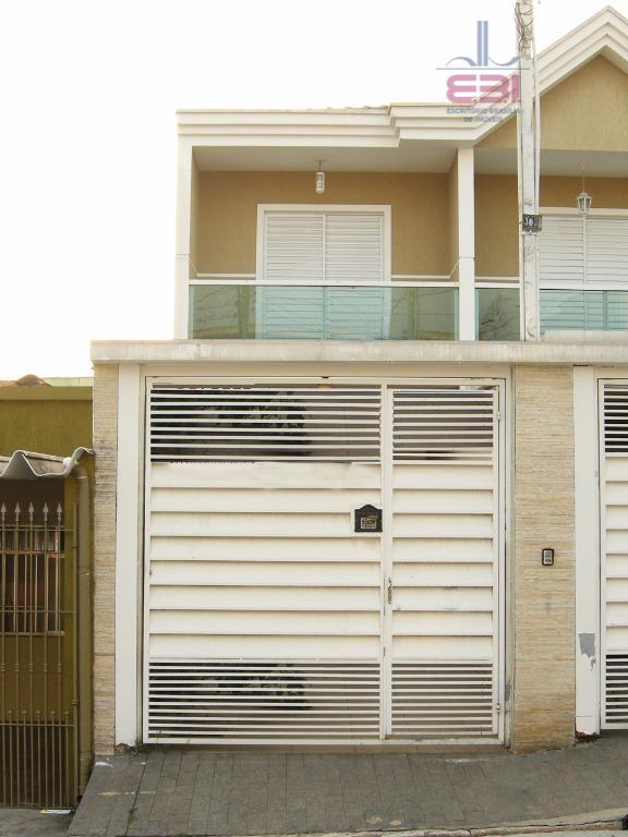 Sobrado residencial à venda, Parada Inglesa, São Paulo - SO0656.