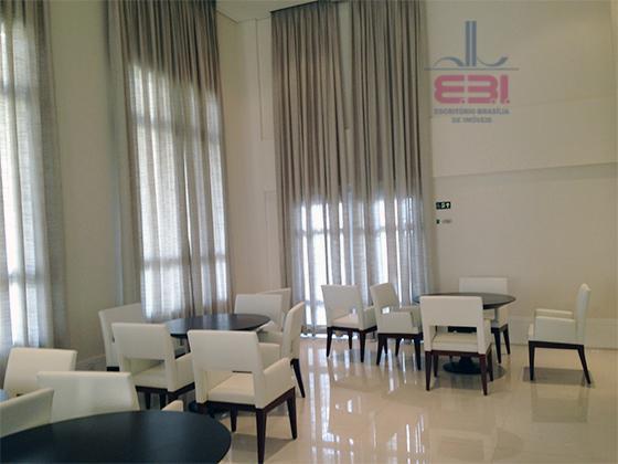 belíssimo apartamento com 260m²,alto padrão, com linda vista panorâmica.1 por andar com linda decoração, 3 suítes,...