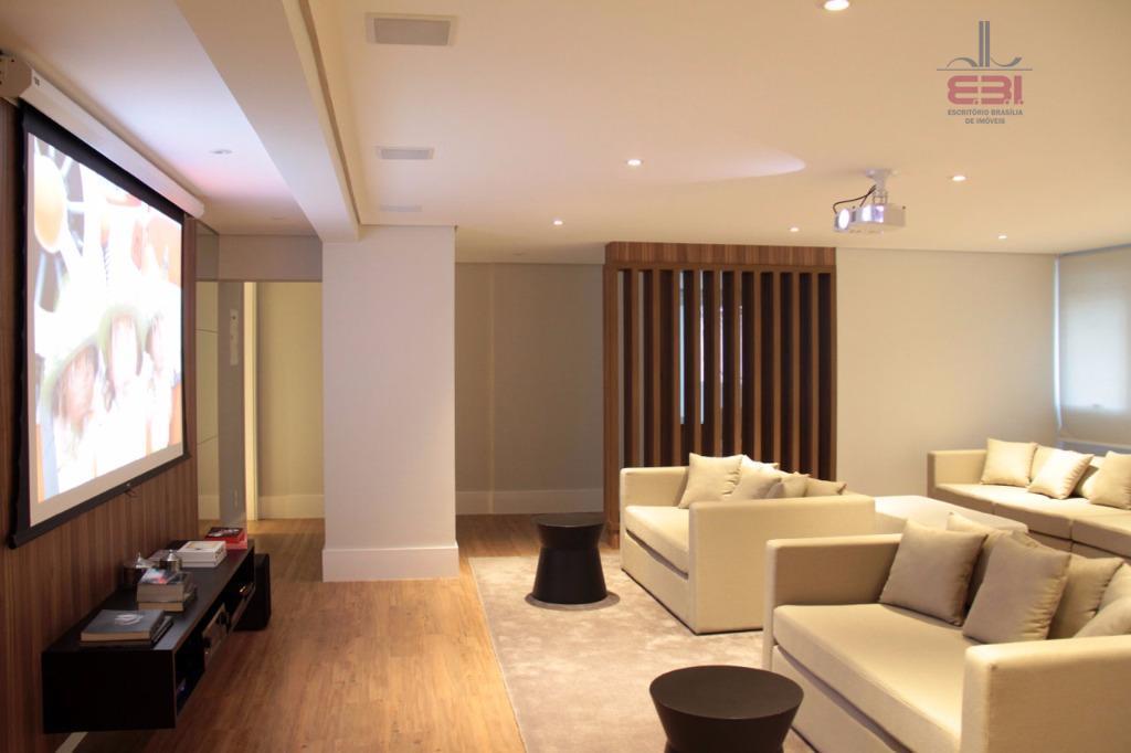 belíssimo apartamento novo, no contrapiso.andar alto com linda vista, com 4 suítes, sala para 3 ambientes...
